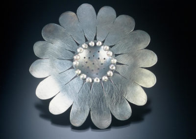 9/11 Brooch with Pearls