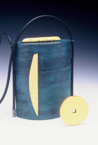 Purse with Removable Brooches
