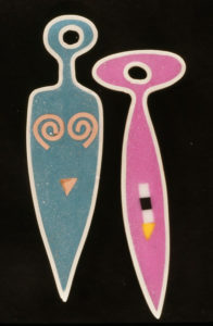 A Couple of Brooches