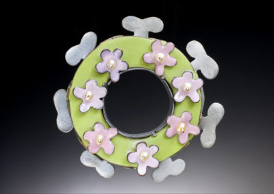Field of Blossoms Brooch