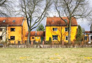 Houses and Barracks - Marjorie Simon